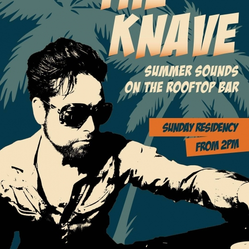 DJ Knave will be hitting the decks again tomorrow for the next edition of Your Sunday Barbie! Tunes, $10 plates from the rooftop BBQ and bloody mary's all arvo. Solid Sunday sesh or what?! #richmond #melbournefood #melbourneeats #melbournebars #cornerhotel