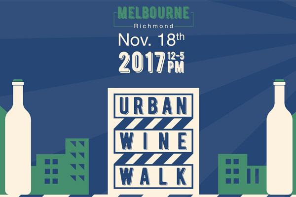 URBAN WINE WALK MELBOURNE