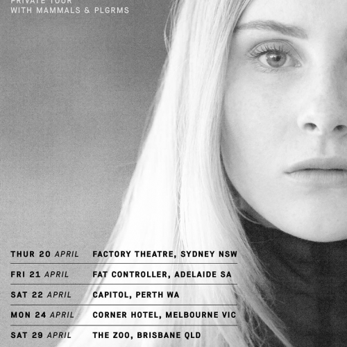 JUST ANNOUNCED: Were you listening when Triple J premiered Vera Blue's incredible new single 'Private' this morning? We can't wait to hear it here live when she celebrates with a single launch this April! Tix on sale tomorrow via cornerhotel.com  #livemusic #cornerhotel #melbourne #australianmusic