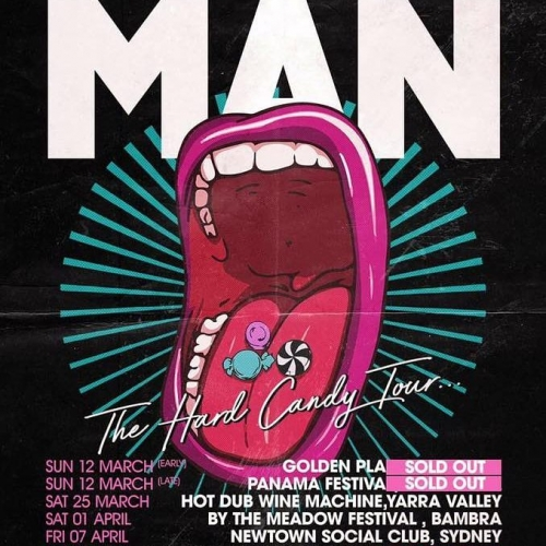 We'll be getting our groove on with Confidence Man on Wed 26 April and after seeing their set at Golden Plains, it's safe to say we're pretty damn excited 💃💃💃 Two Northcote Social Club shows sold out in a flash so be sure not to miss out on tickets to their 3rd and final Melb show when they play here! Tix on sale via cornerhotel.com