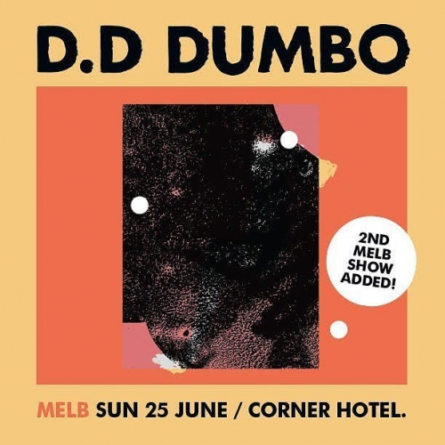 Having already sold out one show, D.D Dumbo will now be performing a second on Sun 25 June in support of his album 'Utopia Defeated.' Tickets to the show are selling fast via http://ow.ly/ntgV30a3QMR  #livemusic #cornerhotel #melbournebars