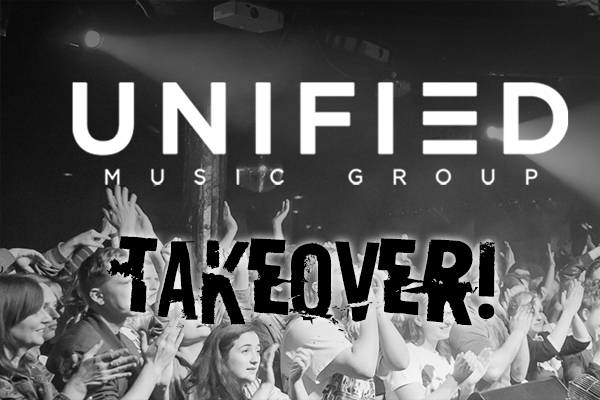 UNIFIED TAKEOVER THE CORNER HOTEL!
