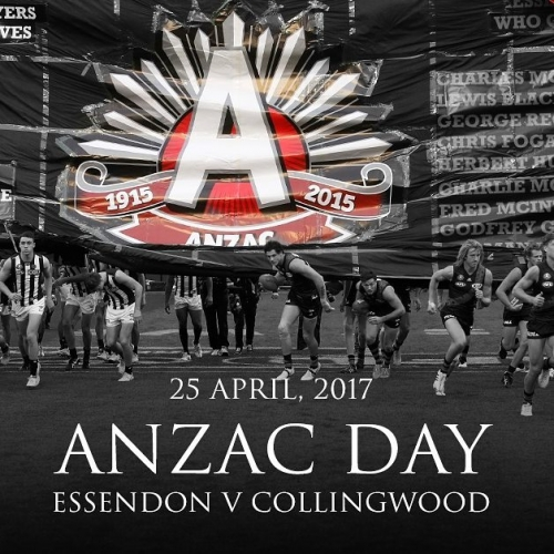 Heading to the footy this ANZAC Day or looking for somewhere to watch the match from? Stop by the Corner Hotel where we'll be firing up the barbie and screening all the game-day action!  #footy #afl #anzacday #dons #pies #lestweforget