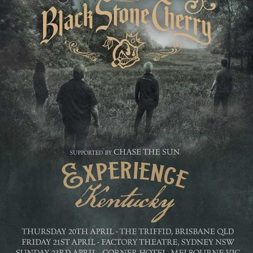 Southern rock'n'rollers Black Stone Cherry will be barrelling into the bandroom this Sunday with a set full of stoner rock rippers. Tickets on sale now via http://bit.ly/2pTrZmv #livemusic #melbournemusic #blackstonecherry #cornerhotel #rock #rocknroll