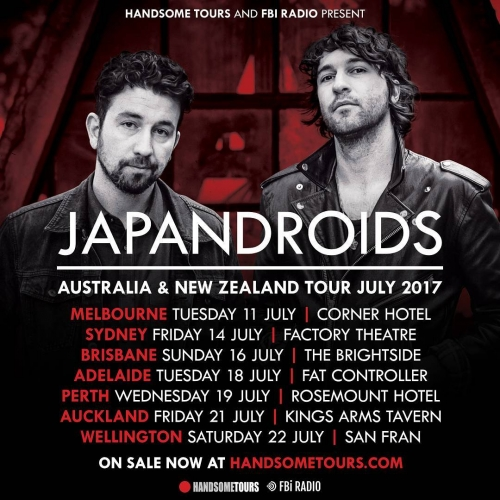 Tickets to see Canadian powerhouse duo Japandroids here this July have just gone on sale! Grab yours now via http://ow.ly/bICj30b2gmz  #livemusic #music #cornerhotel #melbournemusic