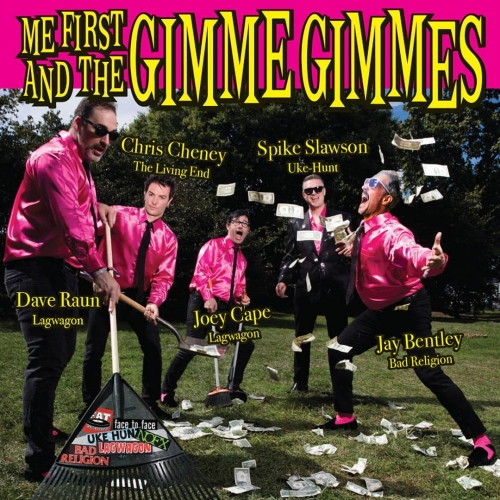 Due to an overwhelming to the presale of the Me First & The Gimme Gimmes gig here this Oct, we've just announced that they'll infact be playing two massive shows instead of one! Tix to both on sale tomorrow morning via cornerhotel.com.