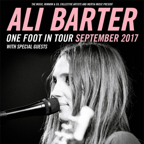 JUST ANNOUNCED: Aussie guitar-pop fave Ali Barter will be celebrating the release of her new single 'One Foot In' here on Fri 8 Sep! Tix on sale now via http://ow.ly/XgHi30cNftK . . . . . #cornerhotel #melbourne #livemusic #music