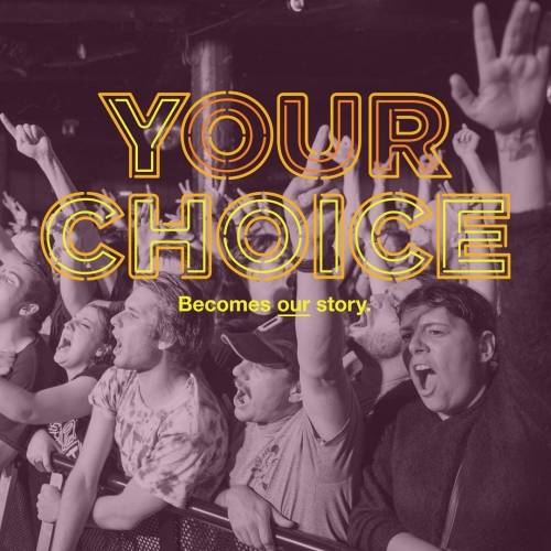 We're extremely proud to be apart of the great new initiative, 'Your Choice.' Supported by all areas of the music industry, the new campaign aims to encourage conversation around issues associated with antisocial behaviour and to bring about change. We believe that EVERYONE has the right to a good time and that no one should ever be made to feel uncomfortable or personally attacked by the actions of others. More info at www.your-choice.net.au . . . . . #cornerhotel #melbourne #livemusic #music #yourchoice