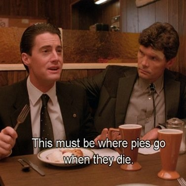 Come and put a pie or two out of it's misery tonight at the pub! It's Tuesday which means you can get a pie and pint or glass of wine for only $20. Veggie options also available.👌