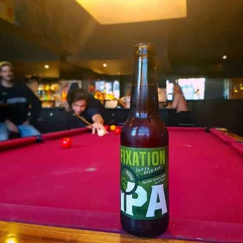 We're loving Fixtion's IPA down in the front bar so much that we've awarded it our prestigious 'beer of the week' accolade. 🏆👌 Sink one of these this week for your chance to win an entire pack on us!