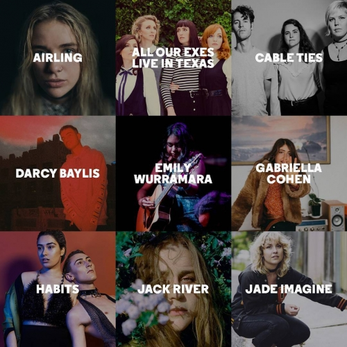 🏆Get to know our Corner Award nominees!🏆 We've featured the first nine artists in the longlist over on our blog so be sure to head over and familiarise yourself with the bands before we announce the shortlist next month.  Featuring: Airling All Our Exes Live In Texas Cable Ties Darc Baylis Emily Wurramara Gabriella Cohen Habits Jack River Jade Imagine  Check it out at whichwaytogomusic.tumblr.com