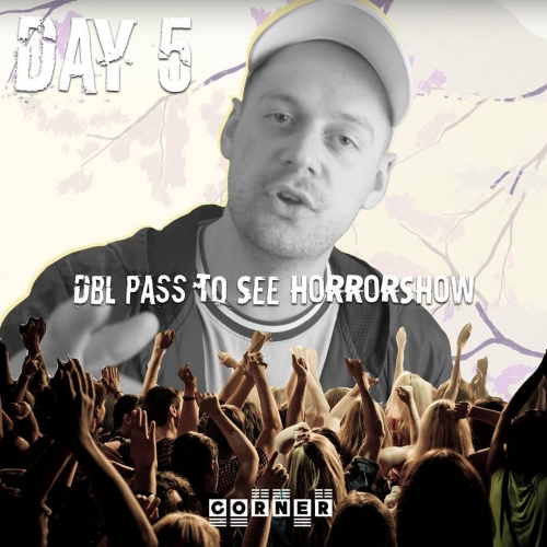 On the fifth day of gigsmas we're giving away a double pass to see Aussie hip-hop superstar Horrorshow! Fore more info + to enter simply head over to our Facebook page now. 👊