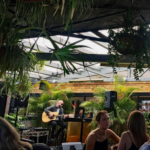 Our Corner Unplugged acoustic sessions have a new home! How good does catching some of the city's best up-and-coming musos perform on a Sunday afternoon up in the beer garden sound as a way to see out the weekend?!