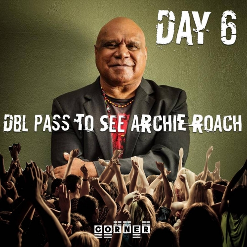 We've got a special one for the sixth day of gigsmas! Indigenous music icon Archie Roach will be joining us to celebrate the 20th anniversary of his album 'Looking For Butter Boy' on Tues 05 Dec and we've got two tickets to giveaway.  For your chance to win simply tag the friend you'd take along below!