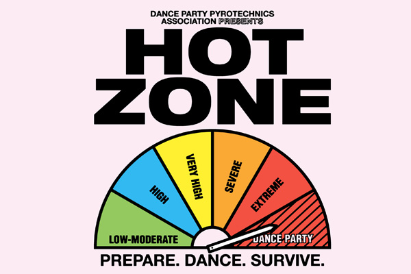"21ST BIRTHDAY SUNDAY SESSIONS ""HOT ZONE"" PRESENTED BY DANCE PARTY PYROTECHNICS ASSOCIATION"