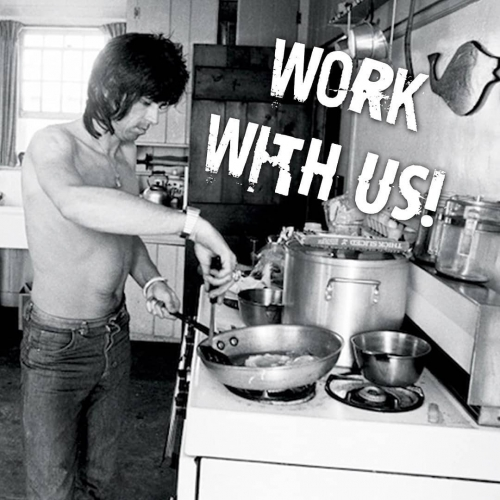 Reckon you can cook something up as good as young Keef here? Come and join our kitchen team!  Head to the 'join the team' page on our website for more info and to apply.