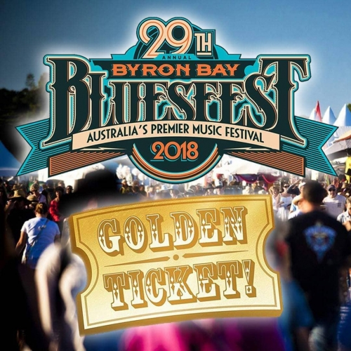 🌟 WIN A Bluesfest Byron Bay x Corner Hotel GOLDEN TICKET! 🌟  Fancy a double pass to see the likes of Newton Faulkner, Benjamin Booker, Hurray for the Riff Raff, Gov't Mule + Lukas Nelson & Promise Of The Real and Walter Trout here for free? Of course you do! Head to our FB if you're keen. 👊