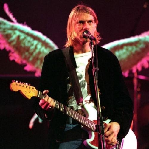Happy birthday Kurt Cobain! Legend would've been 51 today 🙏