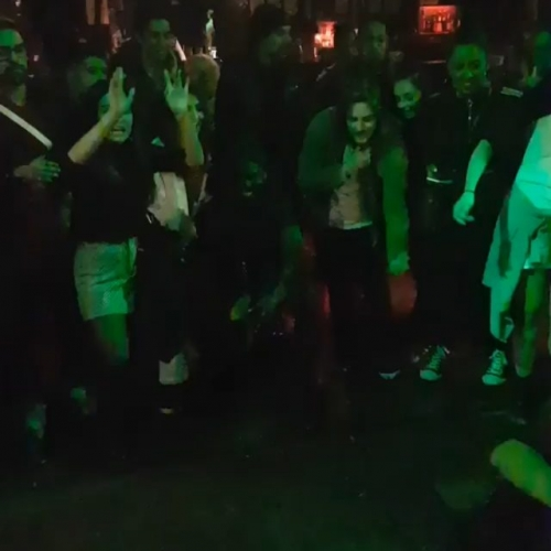 May you all venture into your Saturday nights with as much energy and style as this guy ripped out on the dance floor recently. 🙏💃🙏💃