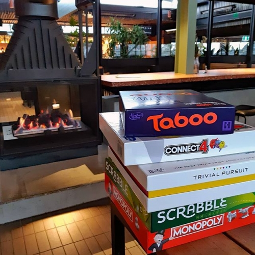 Doors are open, fire is on and games are out! Mondays mean mulled wine and placing an individual house on every colour in Monopoly because who needs friends anyway.