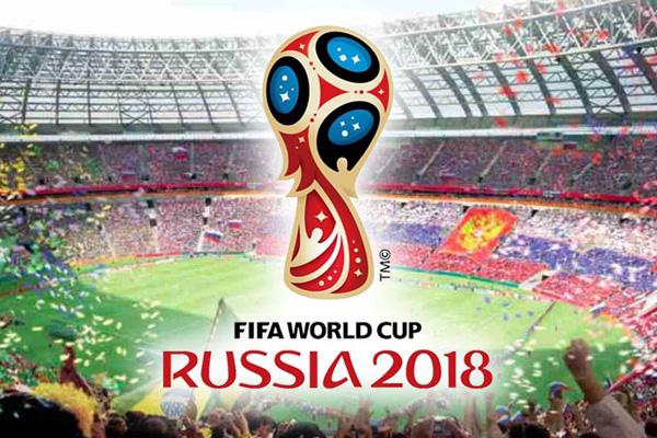 FIFA WORLD CUP – DENMARK V AUS