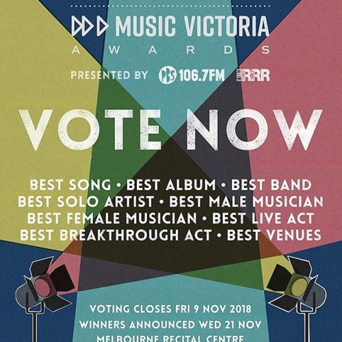Look ma! We've been nominated for the Best Large Venue award for this year's Age Music Victoria Awards. If you love us as much as we love you and have a spare minute, we'd appreciate if you threw us a vote! ➡️ musicvictoria.com.au/votenow