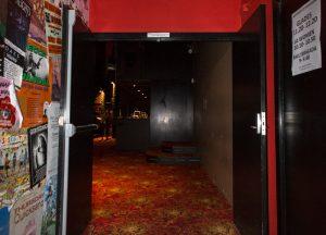 Band room entrance