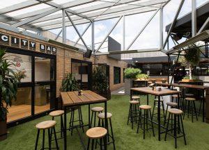 Beergarden tables