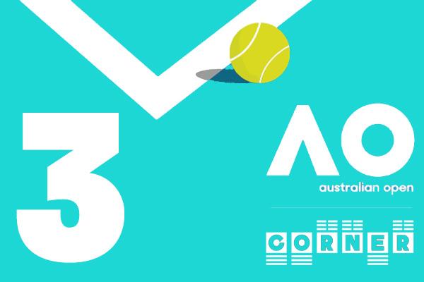 Australian Open Finals Long Weekend – Day Three