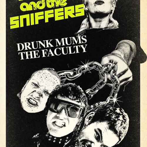 @amylandthesniffers now with added @drunkmums and @thefacultyband on supports?  B I G! 💪  Tix selling fast via cornerhotel.com.