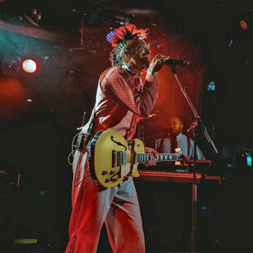 @fantasticnegrito smashed it out of the ballpark last night! 👊  @bluesfestbyronbay sideshows happening all this week and if you move quickly you might snag a last minute ticket or two. 📸 @Sean_finney