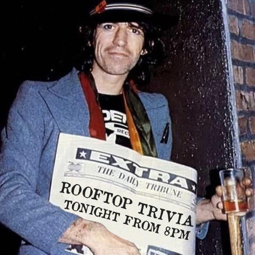Keef knows. Get off your cloud, buzz us on 9427 7300 to book a table now!