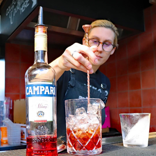 HAPPY NEGRONI WEEK! We're celebrating with a cocktail or two and reckon you should come down to do the same. Running all the way 'til the end of the weekend.