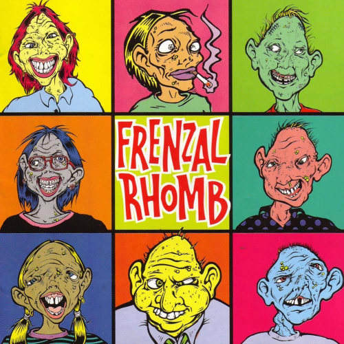 ICYMI Punk faves Frenzal Rhomb are back at the Corner this November! Come and hear all your faves, old and new. 落  Get amongst it and grab your tickets now via cornerhotel.com.