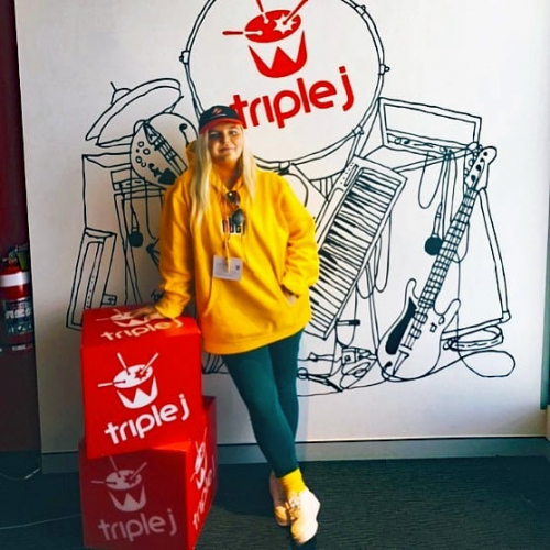 ICYMI @triple_j fave @tonesandi will be touring her forthcoming debut EP and hitting our stage this Sep!  Want in? Sign up for early access presale via cornerhotel.com before midday today.