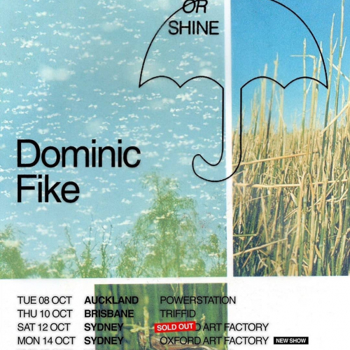 Songwriter, rapper and DIY maestro @dominicfike will be gracing our shores for the first time this Oct and people are damn excited.  How excited? Excited enough that tickets are on their way out, don't snooze → cornerhotel.com.