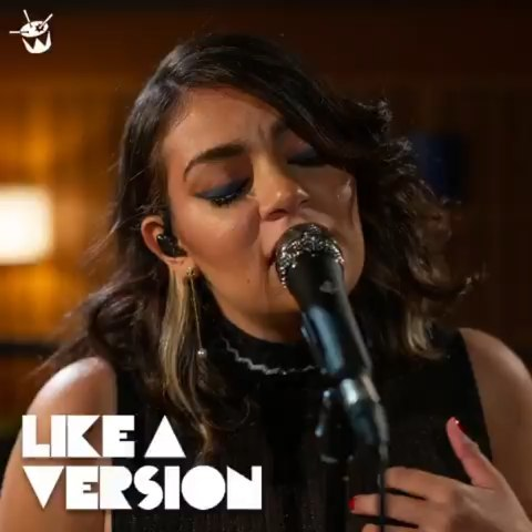 @thelmaplum covering Khalid on @triple_j this morning was ! Reckon we can put in a request to hear this one live when she hits our stage next month?