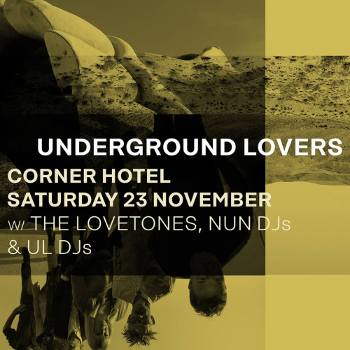 JUST ANNOUNCED: Aussie indie-pop stalwarts Underground Lovers will be celebrating the release of their tenth studio LP with us this Nov.  Tickets on sale now → cornerhotel.com