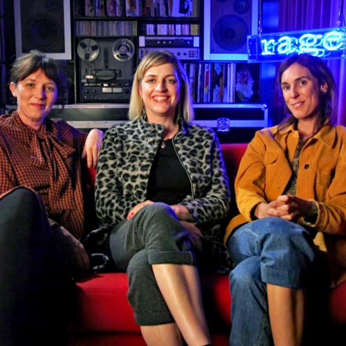 @seekerloverkeeper_ have had a big month. They've released their second album to heaps of praise PLUS they got to program @rageabc last week! 😱  Hear all their new tracks and old faves live here this Oct, tix selling fast → cornerhotel.com.
