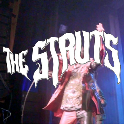 UK glam indie rock'n'rollers @thestruts are taking our stage for not one, but TWO big shows this week and there may or may not be a handful of tickets left for each. 🔥  Run don't walk! Tickets on the move at cornerhotel.com.