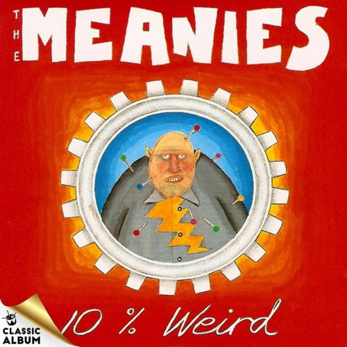 Can you believe it's been a whopping 30 years since punk legends @themeanies released their seminal second album '10% Weird'? Featured as @doublejradio's Classic Album this week, hear it loud and proud at their massive public holiday show this Nov, info + tickets → cornerhotel.com.