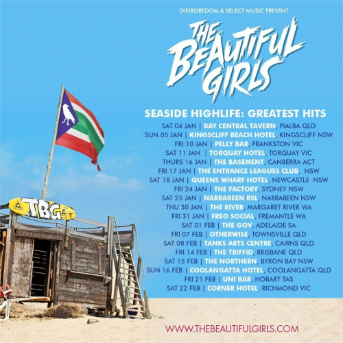 JUST ANNOUNCED: @thebeautifulgirlsloveyou will be celebrating 20 years as one of Aus' most loved roots outfit with a party here next Feb!  Catch them play all your faves, tix on sale Oct 24 → cornerhotel.com.  #music #livemusic #cornerhotel #melbourne