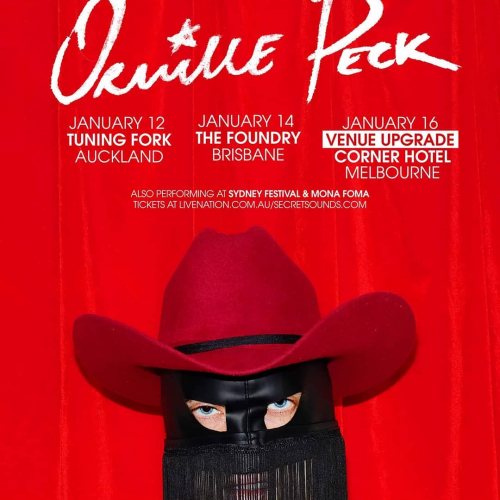 Getcha heartstrings ready for a twangin' because @orvillepeck is headin' our way in Jan. You cannot miss this country crooner so head to cornerhotel.com for tix and more info!