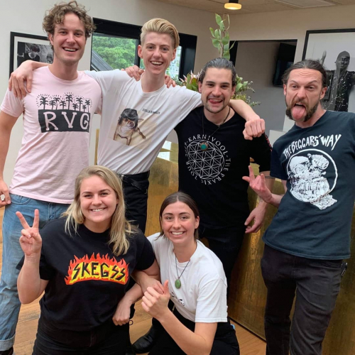 HAPPY AUS MUSIC T-SHIRT DAY! Come join us in yours too 🎉 We're donating to @supportact for all our staff in a t-shirt today. If you're coming in for a drink tonight, make sure you drop a few coins into our collection tins! 🍻