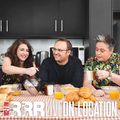 Beyond excited for @3rrrfm's @breakfasters to be coming back for their final broadcast of the year next week!  We'll be putting the coffee on and cooking up some brekky sangas from 6am as a bunch of special guests join them in the rooftop. Drop by before work, free entry from sticks Fri 13th Dec.
