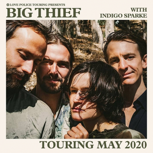 JUST ANNOUNCED: the brilliant @bigthiefmusic are headin' our way in May. BRACE YOURSELF. 👏🏻👏🏻👏🏻 More info at cornerhotel.com
