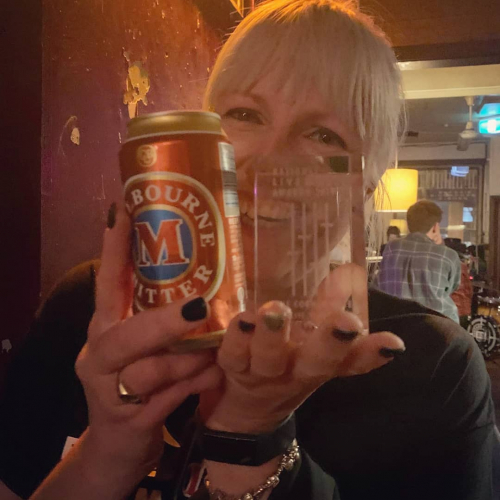 Woaaah! Just won the award for Best Music Venue VIC at this year's National Live Music Awards @nlmas19 😱😱😱 Thanks everyone! We're bloody stoked and are going to drink all the MB cans cause the awards are being held at @thetotehotel so naturally..