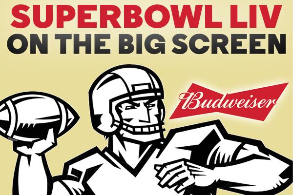Super Bowl LIV @ CORNER HOTEL