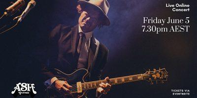 Ash Grunwald - Live Online Concert