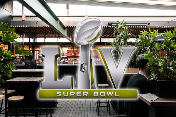 Super Bowl LV @ CORNER HOTEL